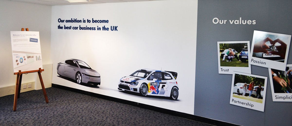 Volkswagen Group Banner 6